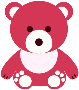 クマのイラスト