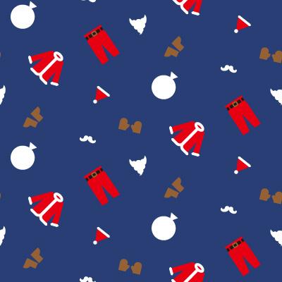 クリスマスの背景パターン