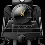 機関車のイラスト