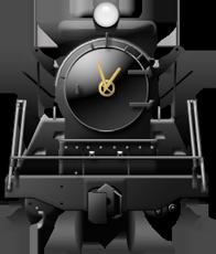 機関車・SLのイラスト