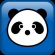 動物のアイコン パンダ
