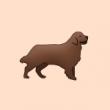 動物のイラスト 犬