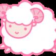 羊のイラスト