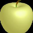 林檎のイラスト