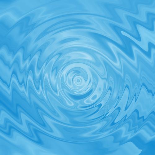 海・水のイラスト