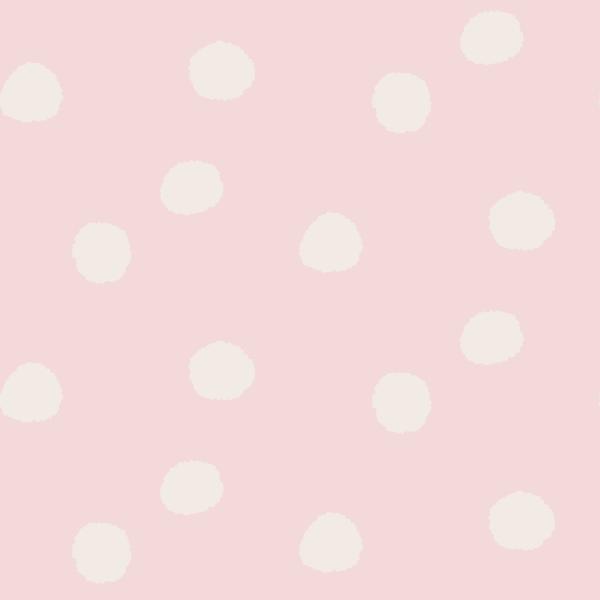 お洒落な水玉の背景 ピンク