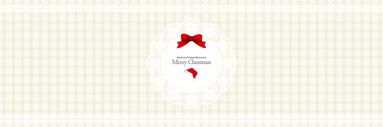 クリスマスのTwitter用お洒落なヘッダー画像